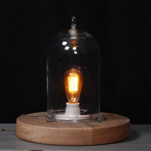 lampe industriel antique style scientifique#