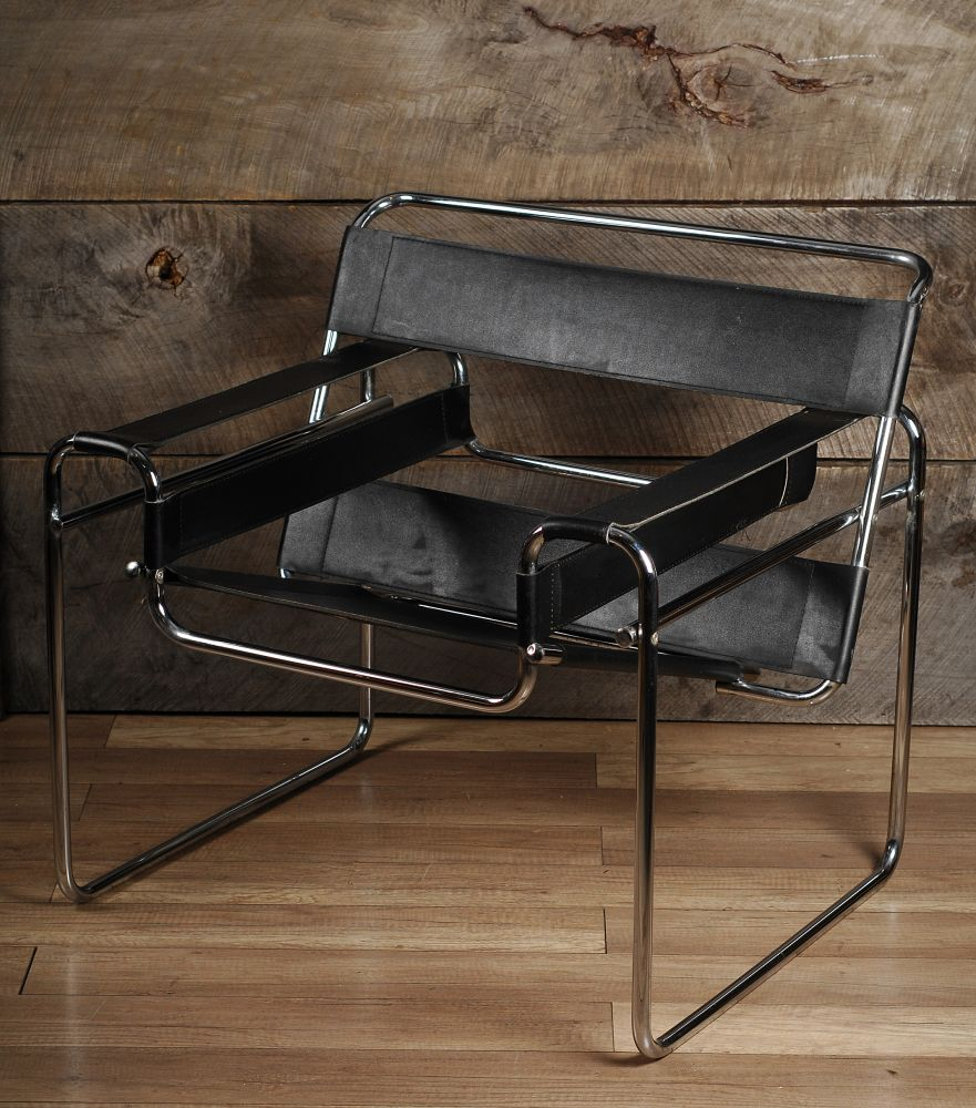 chaise marcel breuer wassily chair 2 chance deco. Black Bedroom Furniture Sets. Home Design Ideas