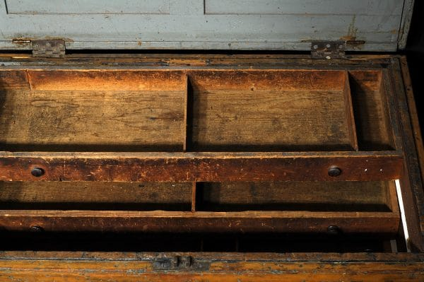 industrial tool box