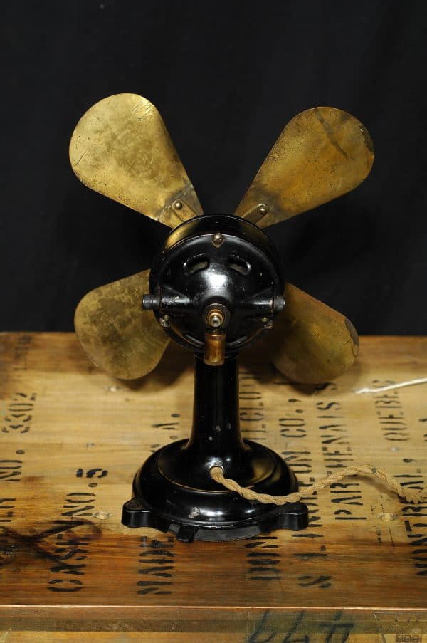 marelli antique fan