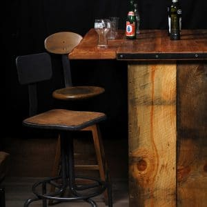 meuble industriel antique industrial furniture reclaim wood