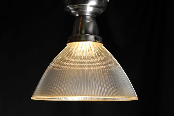 lampe industriel antique