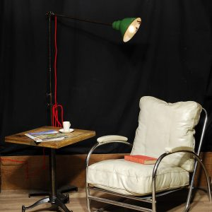 lampe ajustable industriel