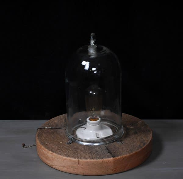 lampe industriel antique style scientifique