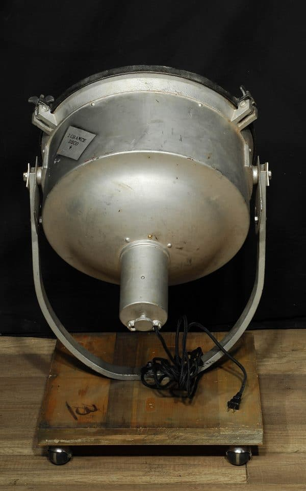 lampe projecteur industriel antique antique industrial projector lamp