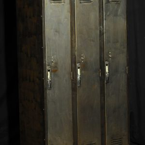 casier industriel antique industrial locker