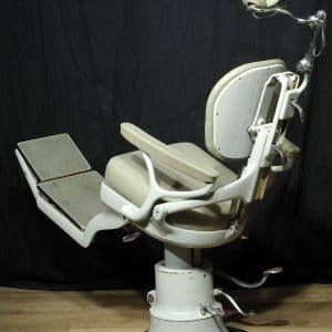 chaise dentiste antique dentist chair