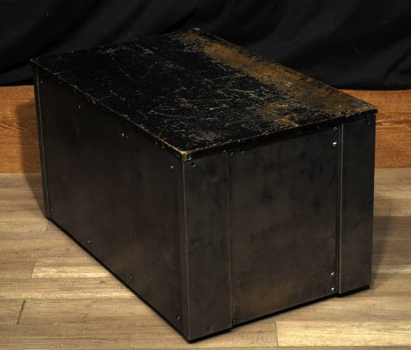 meuble industriel antique imprimerie table classeur industrial furniture printing drawer
